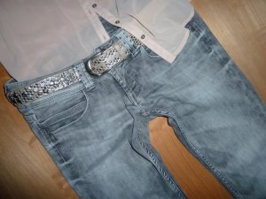 "Pepe Jeans ""Venus"" W31 L34 grey-Denim SLIM #regularfit #lowwaist #straightleg"