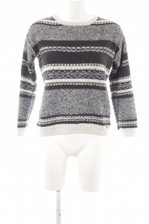 Pepe Jeans Christmasjumper dark blue-natural white horizontal stripes