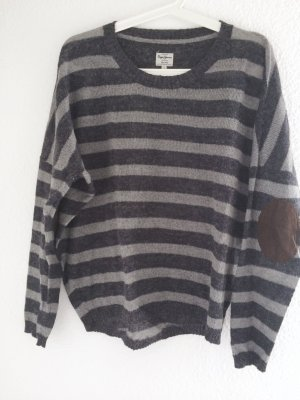 Pepe Jeans Wollpullover Oversize gestreift