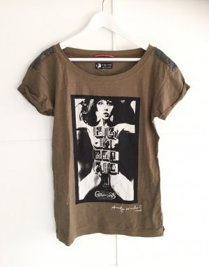 Andy Warhol by Pepe Jeans London T-shirt multicolore