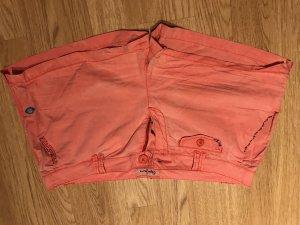 Pepe Jeans Ziegelrot shorts