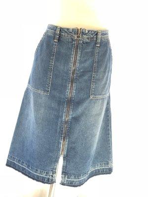 Pepe Jeans London Spijkerrok staalblauw