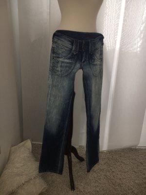 Pepe Midonna Jeans in Größe 27/34 zu verkaufen