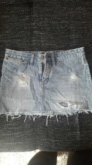 PepeJeans Minirock destroyed look