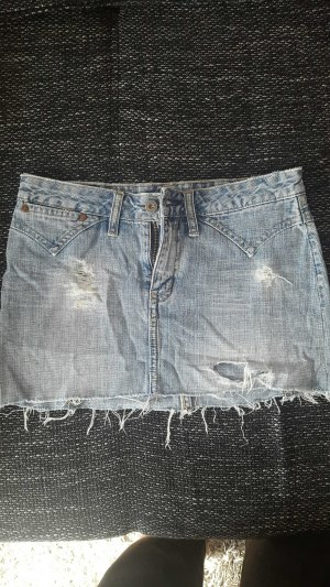 PepeJeans Minirock destroyed look