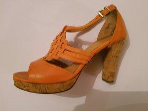 Peperosa High Heel Sandal multicolored