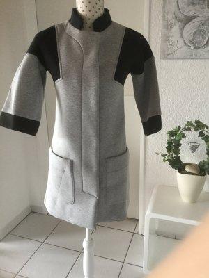 Pepe Runa Manteau court gris clair