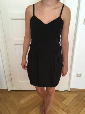 Peplum-Kleid mit Volants 38 M