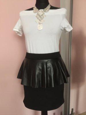Miniskirt black