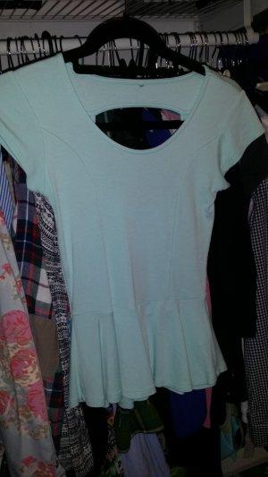 peplum shirt für  gr XS