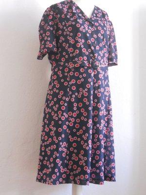 """Peppiges Vintage Sommerkleid """"Bubbles"""" Polka Dots Gr. 48/50"""