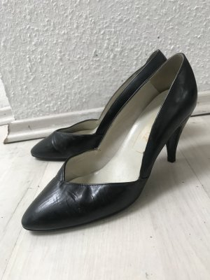 Perfect Elegant Original Bally High Heel Schuhe
