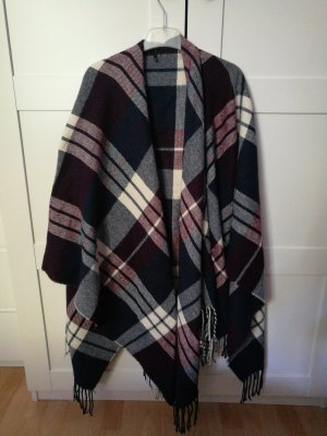 Only Fringed Scarf multicolored