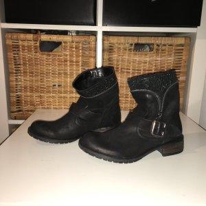 Botas negro