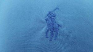 perfekt gestylt für´s Business - schicke Bluse von RALPH LAUREN