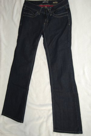 perfekte Jeans ;-) Only - Auto Low Str. Chiara - dunkle Waschung Gr. W28 L32