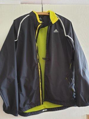 Adidas Outdoor Jacket dark blue polyester