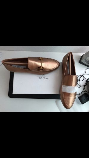 & other stories Slip-on Shoes bronze-colored