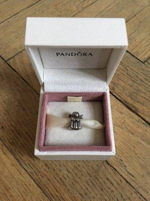 Perle Charm von Pandora | Pandora-Charm | Pandora-Perle Silber Engel Schutzengel