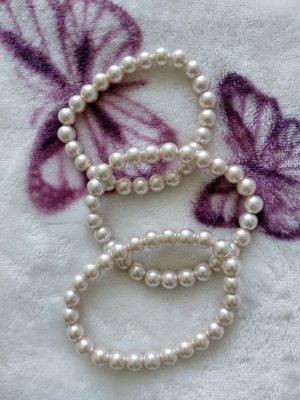 Perlen Armbänder 3er Set