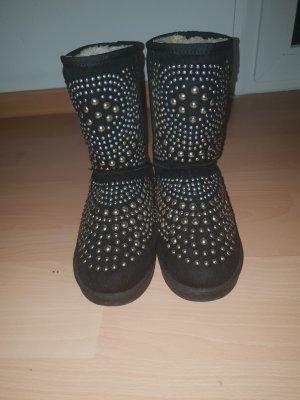 Perlen boots in gr. 39