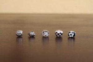 Perlen für ein (Pandora)Armband