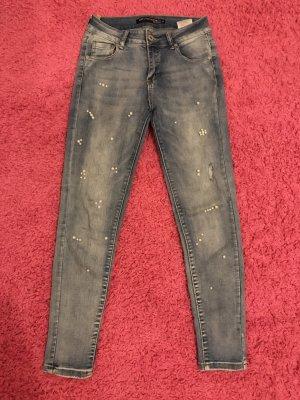 Perlen jeans