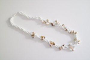Perlen-Muschel-Kette
