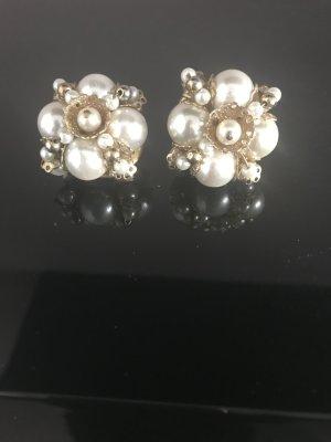 Perlen Ohrringe Clips