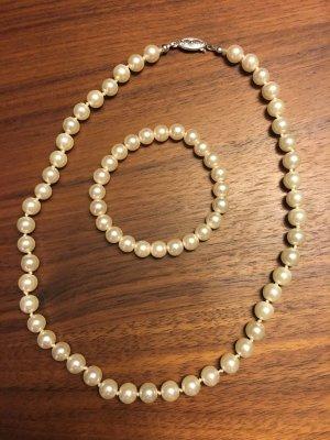 Perlen/Schmuckset (Modeschmuck)