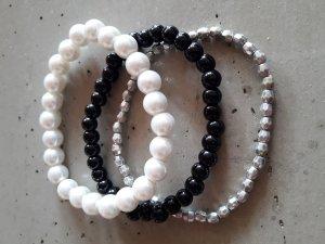 Perlenarmbänder one size