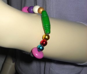 Modeschmuck perlen armband  Perlenarmband Modeschmuck gebraucht kaufen! Nur 3 St. bis -70 ...