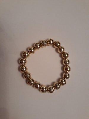 Bijou Brigitte Pearl Bracelet gold-colored