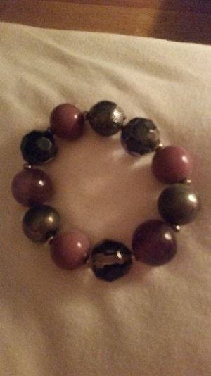 Perlenarmband mit 3 Farben