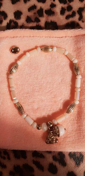 Perlenarmband mit Buddha