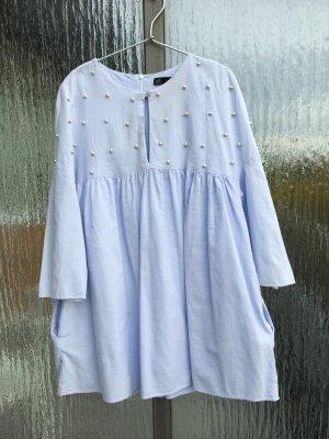 Perlenbesticktes Kleid von Zara
