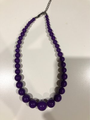 Pearl Necklace lilac