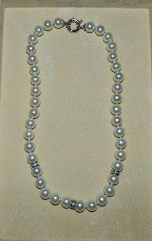 Perlenkette Damen