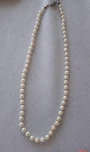Perlenkette Kette Perlen Collier Vintage