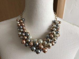s.Oliver Collier de perles multicolore