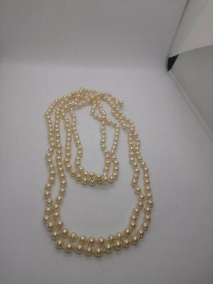Perlenkette Vintage