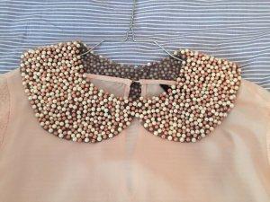 Zara Collar estilo collier multicolor