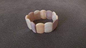 Perlmutt Armband - Pastell