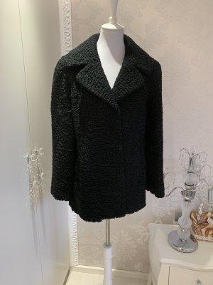 Persianer Jacke schwarz gr40?