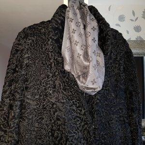 Bontjas zwart Bont
