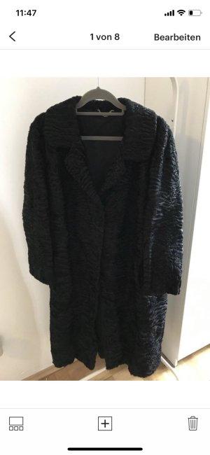 Pelt Coat black pelt