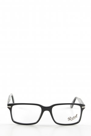 Persol Glasses black business style