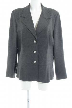 persona Sweat Blazer grey-silver-colored flecked business style