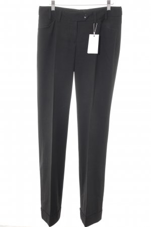 Personal Affairs Bundfaltenhose schwarz Business-Look