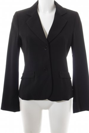 Personal Affairs Kurz-Blazer schwarz Business-Look